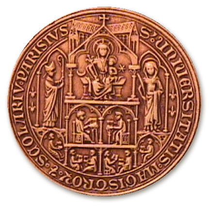 Sceau de l'Université de Paris (1292)